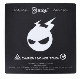 Термоковрик магнитный для платформы 3д принтера Biqu 310*310 mm