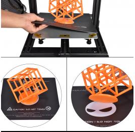 Термоковрик магнитный для 3д принтера Biqu 220*220 mm