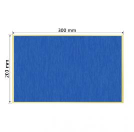Термоковрик для стола 3д принтера Biqu 200*300 мм