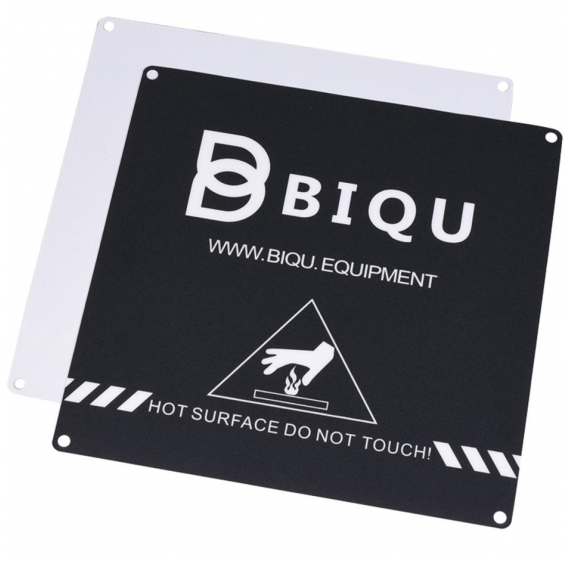 Термоковрик для стола 3д принтера Biqu 220*220 mm