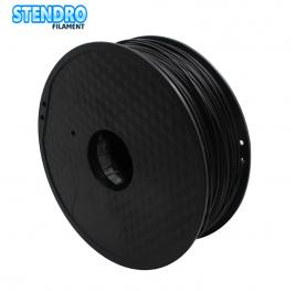 Пластик для 3д принтера ABS Черный Премиум