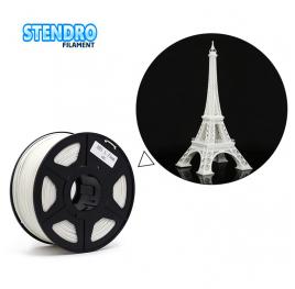 Пластик для 3д принтера ABS Белый Премиум