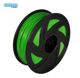 Пластик для 3д принтера PLA Зеленый Премиум