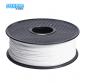 Пластик для 3д принтера PLA Белый