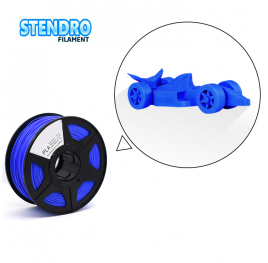 Пластик для 3д принтера PLA Синий