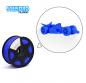 Пластик для 3д принтера PLA Синий Премиум
