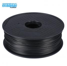 Пластик для 3д принтера PLA Черный